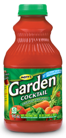 Mott's Garden Cocktail BB