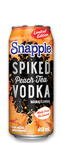 Snapple Peach Vodka
